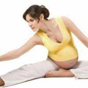 Які вправи радять лікарі робити при вагітності?