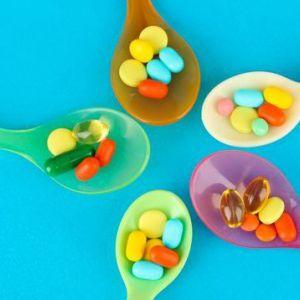 Які вітаміни для дітей краще