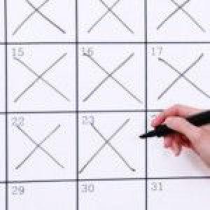 Календарний метод запобігання від вагітності