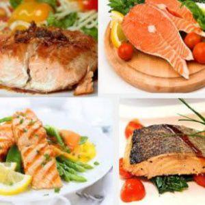 Калорійність риби і морепродуктів на 100 грам