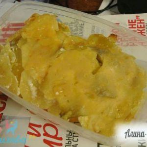 Картопля ніжний