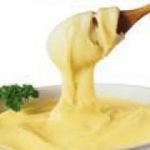 Картопляне пюре (від 1 року до 1,5 років)