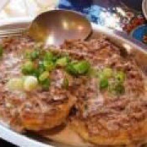 Картопляні пиріжки з капустою (від 3 до 7 років)