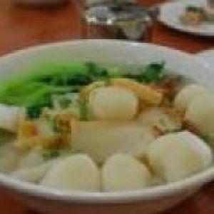 Картопляний суп з рибними фрикадельками (від 1.5 року до 3 років)