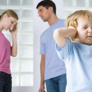 Коли батьки сваряться ...