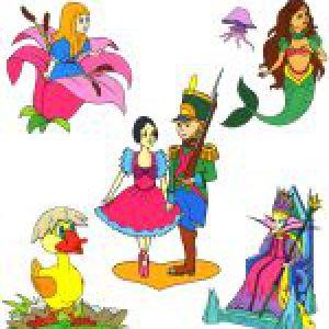 Кращі казки андерсена для дітей