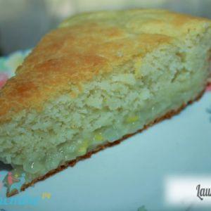 Цибулевий пиріг