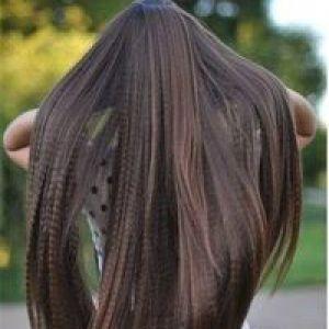 Маска для волосся з касторовою олією