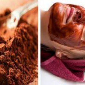 Маска з какао для обличчя. Рецепти для всіх типів шкіри