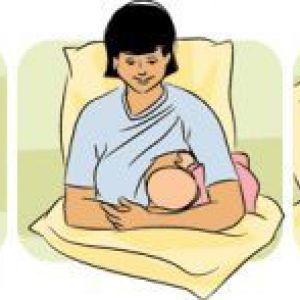 Містить при грудному вигодовуванні: симптоми і лікування