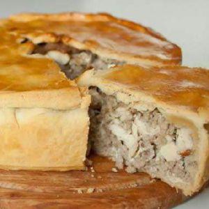 М`ясний пиріг