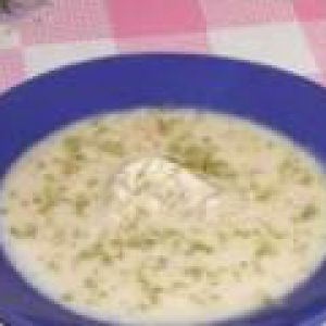 Суп-пюре з курки (від 1 року до 1,5 років)