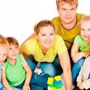 Багатодітна сім`я - все за і проти