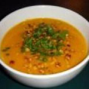 Суп з гарбузом (від 3 до 7 років)