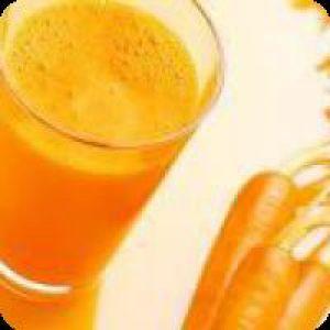Морквяний сік при вагітності