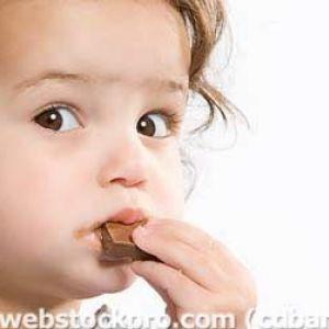 Чи можна давати дітям до 3 років шоколад