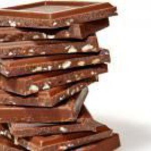 Чи можна мамі, що годує шоколад?