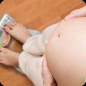 Норма збільшення ваги при вагітності