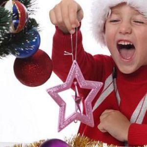 Новорічне свято для малюка