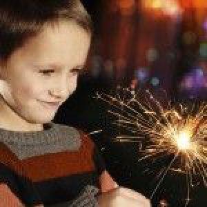 Новий рік з дітьми, вносимо корективи!