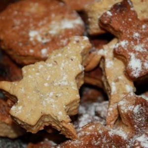 Горіхові печенюшки
