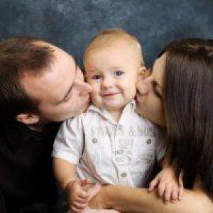 Основні правила виховання дитини у віці 1 рік