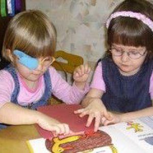 Особливості сімейного виховання дітей з порушеннями розвитку