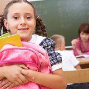 Особливості виховання дітей в школі