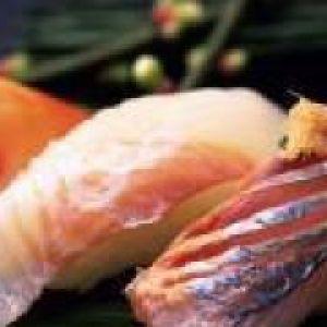 Відварна риба в маринаді (від 3 до 7 років)