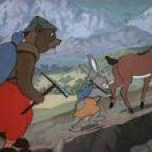 Відважні альпіністи