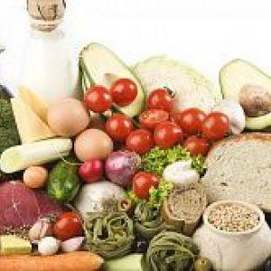 Овочева дієта для схуднення