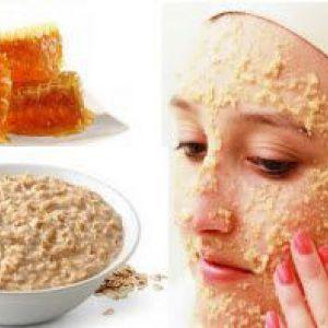 Вівсяна маска для омолодження шкіри обличчя. Від зморшок і вугрів