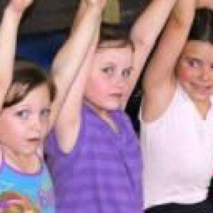 Оздоровча гімнастика для дітей