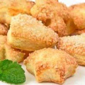 Печиво на сметані