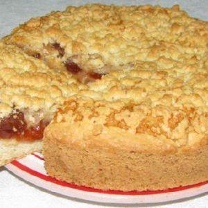 Пиріг з варенням