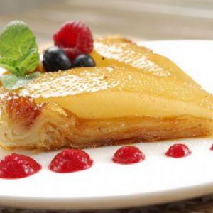 Пироги з листкового тіста