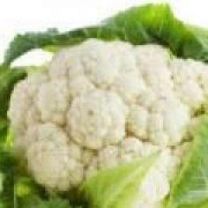 Пюре з цвітної капусти (до 1 року)