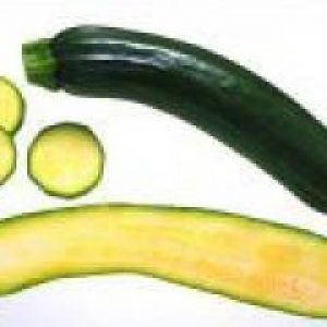 Пюре з кабачків (до 1 року)