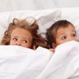 Чому дітям сняться кошмари?