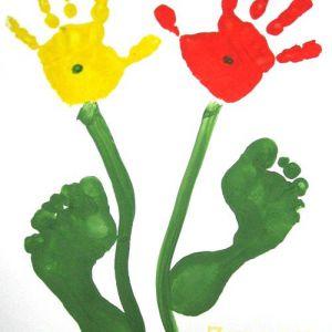 Падалка на 8 березня вдома і в дитячому саду
