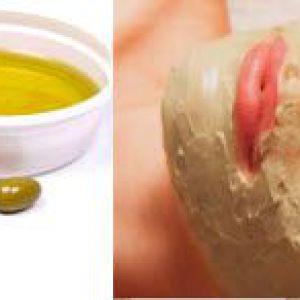 Підтягують маски з оливковою олією. Домашні рецепти