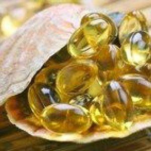 Корисні властивості риб`ячого жиру для жінок