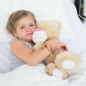 Поліомієліт у дітей