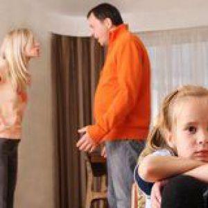 Порядок вирішення спорів про виховання дітей