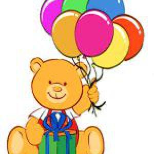 Вітання до дня народження. Вчимо віршик напам`ять