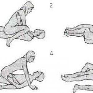 Пози для вагітних