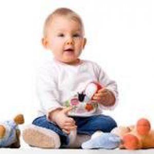 Правильне застосування ігор у вихованні дітей до 3 років