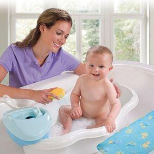 При якій температурі можна купати новонародженого