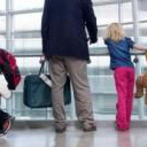 Виїзд дітей за кордон
