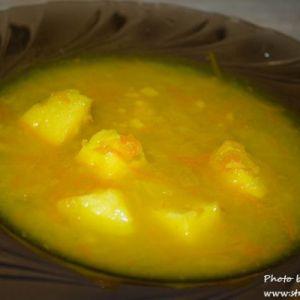 Пряний суп